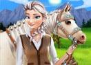Cuidado do Cavalo da Elsa