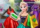 Elsa Compras na Vida Real