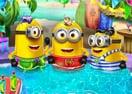 Festa na Piscina dos Minions