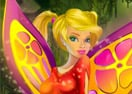 Novo Look da Tinker Bell