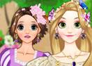 Rapunzel Cabelo Longo ou Cabelo Curto
