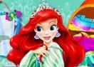 Limpeza no Guarda-roupa da Ariel