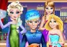 Jack Cheating Elsa