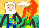 Jogo Adventure Time Dress Up