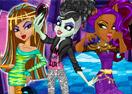 Princesses vs Monsters Instagram Challenge