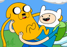 Adventure Time Gravity