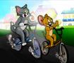 Tom and Jerry BMX Race