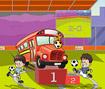 Euro Soccer Bus Parking