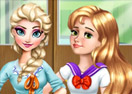 Disney Princess College Dress