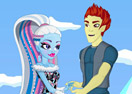 Jogo Monster High Abbey Dress Up Online Gratis