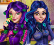 Descendants Wicked Real Makeover