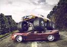 Monster Truck Nitro Jump