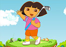 Dora Love Play Golf