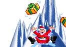 Santa Butt Boardin