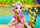Princess Hawaiian Themed Party