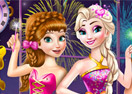 Disney Princess New Year Prom