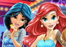 Disney Princess Prom Dress Up