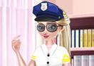 Elsa Police Style