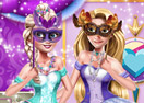 Princesses Masquerade Ball