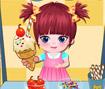 Baby Ice Cream Shop