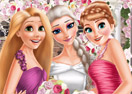 Jogo Eliza And Princesses Wedding