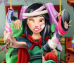 Warrior Princess Hospital Recovery