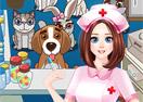 Jogo Animal Hospital Online