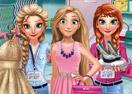 Jogo Rachel Shopping Day