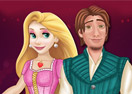 Rapunzel And Flynn Love Story
