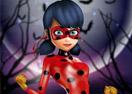 Ladybug Halloween Date