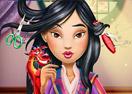 Warrior Princess Real Haircuts