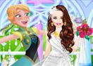 The Beautiful Princess's Wedding