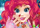 The little Ariela Manicure Saloon