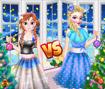 Ellie VS Annie Christmas Tree