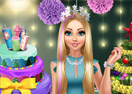 Jogo Blondie Winter Party Online Gratis