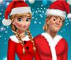 Anna And Kristoff's Christmas