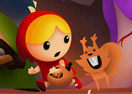 Jogar Tumble! Little Red Riding Hood Gratis Online