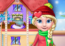 Princess Doll Christmas Decoration