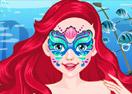 Ariel Face Art