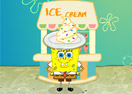 Spongebob Ice Shop