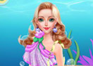 Jogo Mermaid Birthday Makeover Online Gratis