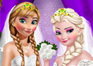 Jogo Sisters Wedding Dress Online Gratis