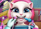 Jogo Kitty Real Dentist Online Gratis