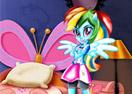 Equestria Girls Theme Room