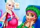 Princess Pregnant Sisters