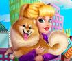 Audrey Adopts a Puppy