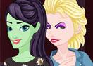 Princess vs Villain FaceSwap