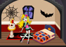 Jogo Monster High Halloween House Online Gratis
