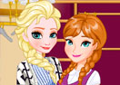 Jogar Elsa's Snapchat Challenge Gratis Online