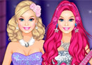 Barbie Glam Popstar